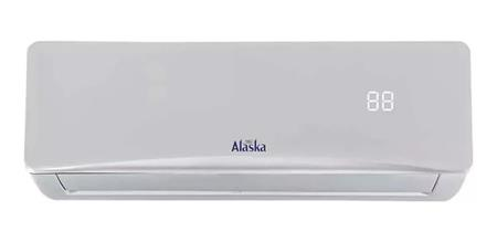 AIRE ACONDICIONADO BGH ALASKA 2300 SPLIT FRIO/CALOR  AS-2600 KWT