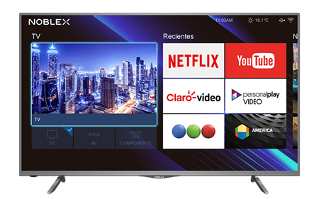 "SMART TV 32"" NOBLEX X5000 HD"