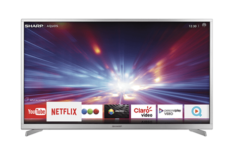 "SMART TV SHARP 50"" 4K"