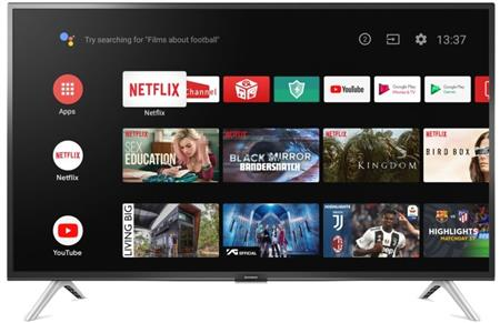 "SMART TV HITACHI  LE-32SMART17 32"" CONTROL DE VOZ"
