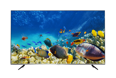 "SMART TV HITACHI  55"" 4K SMART16"